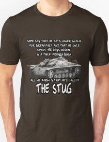 Stug WW2 tank destroyer T shirt T-Shirt