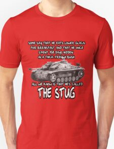 Stug WW2 tank destroyer T shirt T-Shirt