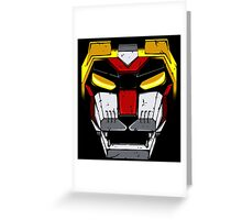 legendary voltron  Greeting Card