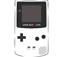 Game Boy Color Photographic Print