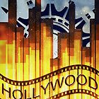Hollywood Gold by SRowe Art