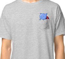 Catbug Pocket -  Bravest Warriors Classic T-Shirt