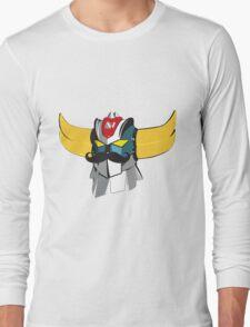 Anime Mustache Long Sleeve T-Shirt