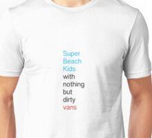 Super beach kids - Cody simpson  Unisex T-Shirt