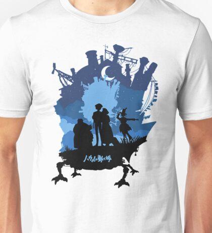 Moving Castle Unisex T-Shirt