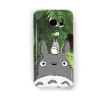 Totoro at Home Samsung Galaxy Case/Skin