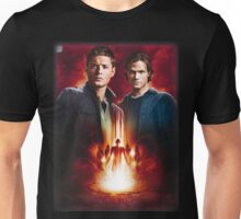 Sam And Dean Supernatural Unisex T-Shirt