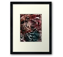 Wings of mystification Framed Print