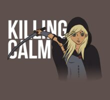 'Killing Calm' - Throne of Glass by CuteCrazies