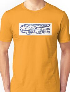 Tribal Alligator  Unisex T-Shirt