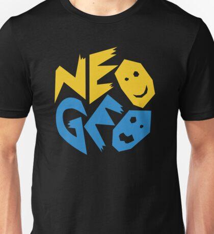 Neo Geo Logo Unisex T-Shirt