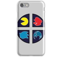 Video Game Icons iPhone Case/Skin