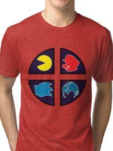Video Game Icons Tri-blend T-Shirt