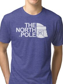 The North Pole Tri-blend T-Shirt