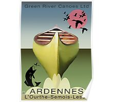The Ardennes Poster