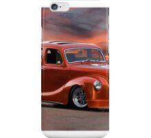 1949 Austin A40 Devon Pro Street IV iPhone Case/Skin