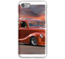 1949 Austin A40 Devon Pro Street IV iPhone Case/Skin