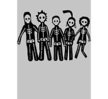 Misfits Lightning Photographic Print