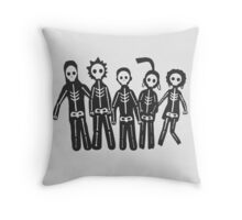Misfits Lightning Throw Pillow