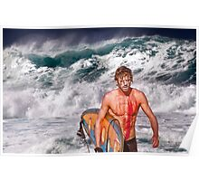 Pipeline Surfer 3 Poster