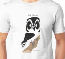 Pied Falconet caricature Unisex T-Shirt