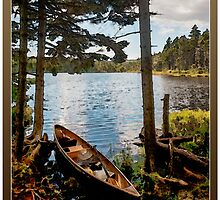 Explore by Canoe by Steven House
