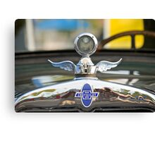 Boyce MotoMeter and Chevrolet Canvas Print