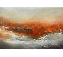 Rust Landscape II Photographic Print