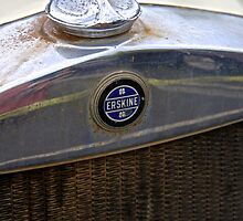 1928 Erskine Emblem by DaveKoontz