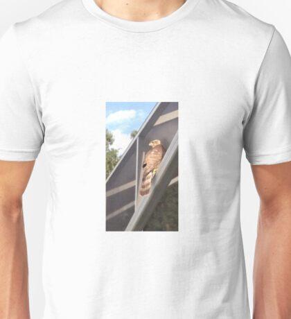 Mr. Hawk Unisex T-Shirt