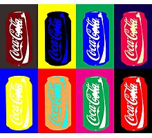Coca Cola Photographic Print