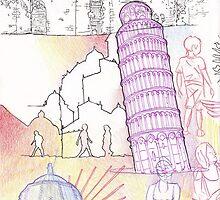 Pisa by Lauren Rakes