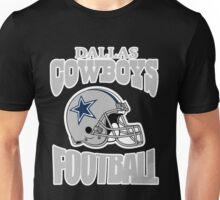 dallas cowboys football helmet Unisex T-Shirt