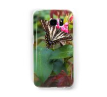 Eastern Tiger Swallowtail Butterfly Samsung Galaxy Case/Skin