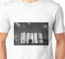 Illinois Grain Silos Unisex T-Shirt