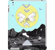 Gravity space iPad Case/Skin