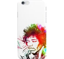 Am i High (Jimmy Hendrix) iPhone Case/Skin