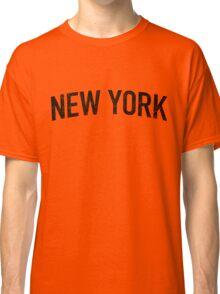Classic New York Tee Classic T-Shirt