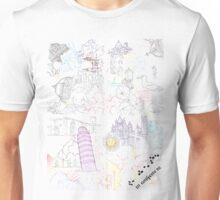 Florence, Venice, Pisa, Siena Unisex T-Shirt