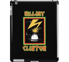 Hillary Brains iPad Case/Skin