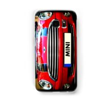 MINI cult car  Samsung Galaxy Case/Skin