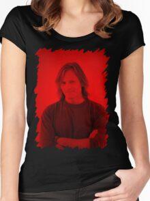 Viggo Mortensen - Celebrity Women's Fitted Scoop T-Shirt