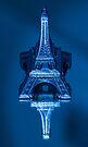 mini Eiffel Tower by John Velocci