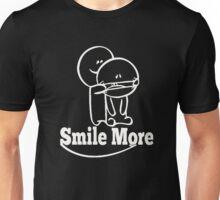 Smile More Unisex T-Shirt