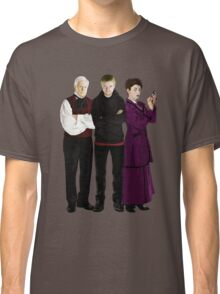 Doctor Who - The Three Masters Classic T-Shirt