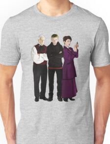 Doctor Who - The Three Masters Unisex T-Shirt