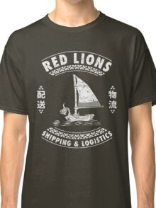 Red Lions Shipping & Logistics Classic T-Shirt