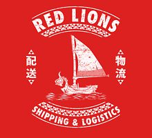 Red Lions Shipping & Logistics Unisex T-Shirt