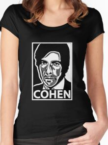 cohen  Women's Fitted Scoop T-Shirt