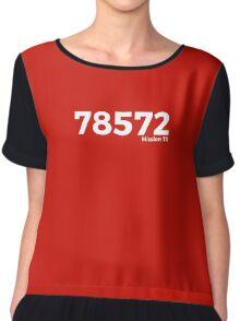 Mission, Texas Zip Code 78572 Chiffon Top